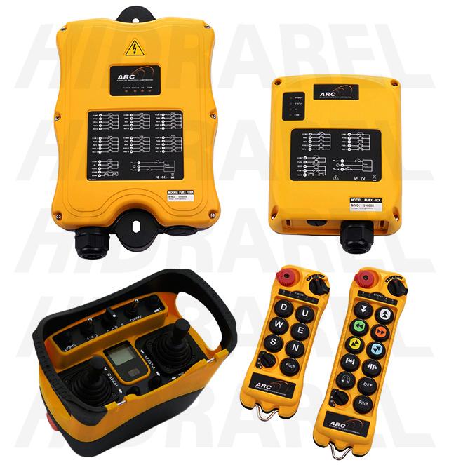 Radio control serie Flex